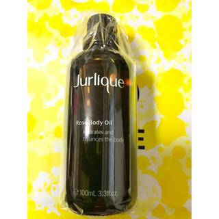 新品未使用Jurliqueジュリークトリートメントオイル ローズボディオイル