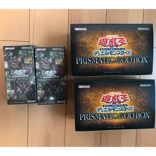 コナミ(KONAMI)の遊戯王 プリズマティックアートコレクション ゴッドボックス(その他)