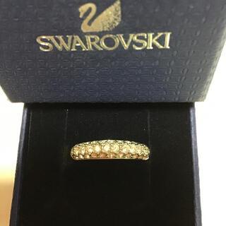 SWAROVSKI - SWAROVSKI  スワロフスキー指輪 正規品 58