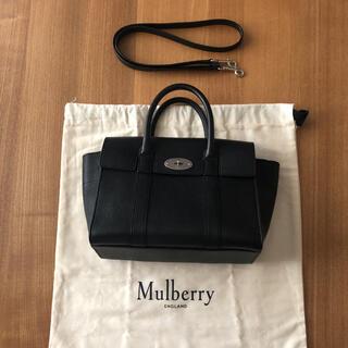 マルベリー(Mulberry)のマルベリー mulberry Bayswater スモールベイズウォーター 美品(ショルダーバッグ)