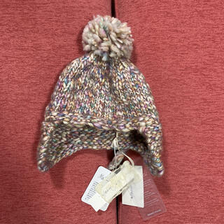 エディットフォールル(EDIT.FOR LULU)のMes Demoiselles ニット帽(ニット帽/ビーニー)