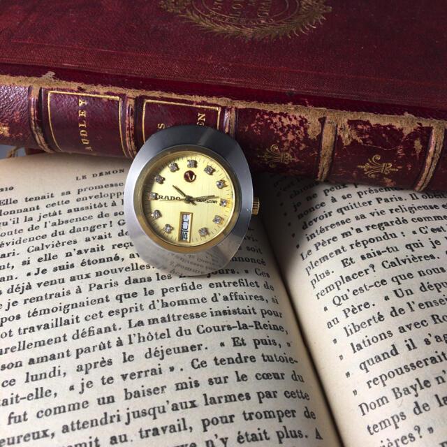 RADO(ラドー)の★国内OH済/6ヶ月保証★ラドー/自動巻き/メンズ腕時計WW1181 メンズの時計(腕時計(アナログ))の商品写真
