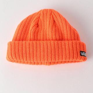ヴァンズ(VANS)のVANS ニット帽 キッズ 美品(帽子)