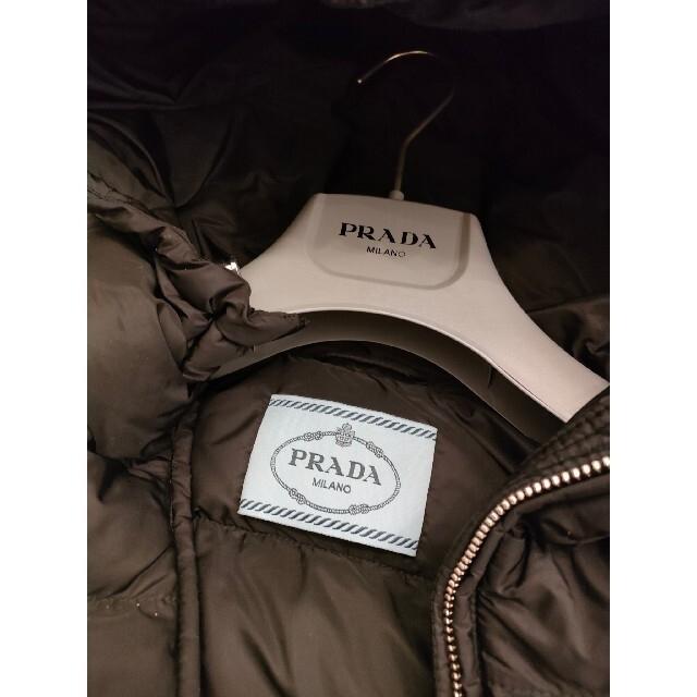 PRADA(プラダ)のPRADA ダウンジャケット black~ レディースのジャケット/アウター(ダウンジャケット)の商品写真