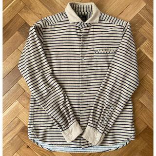 エディフィス(EDIFICE)のSIMPLICITEのネルシャツ 人気色 (シャツ)