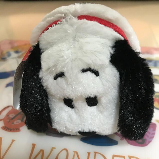 PEANUTS(ピーナッツ)のスヌーピー ぬいぐるみキーチェーン エンタメ/ホビーのおもちゃ/ぬいぐるみ(ぬいぐるみ)の商品写真