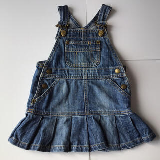 ラルフローレン(Ralph Lauren)のラルフローレン ジャンパースカート 80cm(スカート)