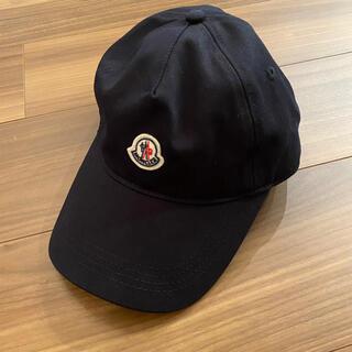 MONCLER - モンクレール 新作 帽子 キャップ ネイビー