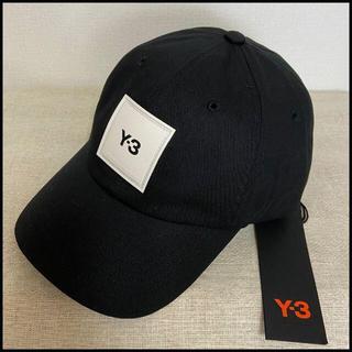 Y-3 - 21SS新作・新品【Y-3 ワイスリー】ロゴキャップ Black