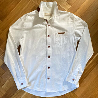 エディフィス(EDIFICE)のお洒落なシャツ エディフィス 、ジャーナルスタンダード、シップス、アローズ好きに(シャツ)
