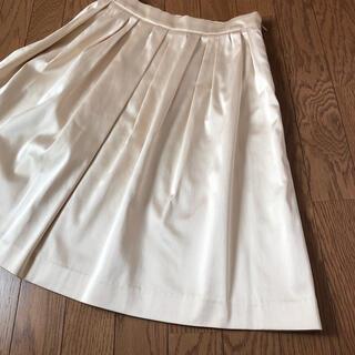 スカート 結婚式 入学式 入園式 セレモニー(ひざ丈スカート)