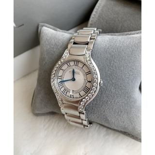 エベル腕時計 EBEL ベルーガ 美品 36Pダイヤベゼル レディースクォーツ