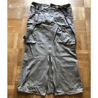 デュレル(Durer)の【Durer】ミリタリーロングスカート Mサイズ(ロングスカート)