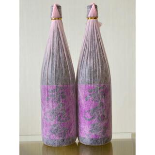 紫の赤兎馬 一升瓶2本セット(焼酎)