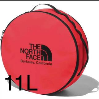 THE NORTH FACE - 【新品】 THE NORTH FACE BCラウンドキャニスター 11L レッド