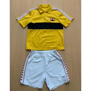 立海 ユニフォーム 上下 ポロシャツ ハーフパンツ コスプレ テニプリ (衣装一式)