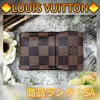 LOUIS VUITTON - ルイヴィトン ダミエ エテュイ シガレット アイコスケース N63024