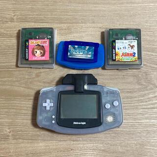 ゲームボーイアドバンス(ゲームボーイアドバンス)のゲームボーイアドバンス ソフト(携帯用ゲームソフト)