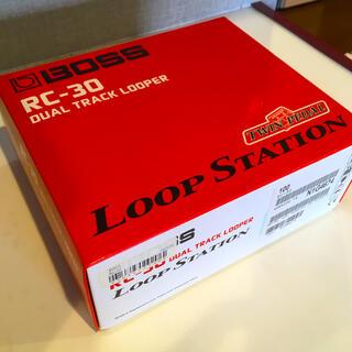 ボス(BOSS)のBOSS RC-30 LOOP STATION  (エフェクター)