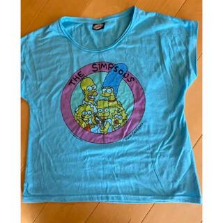 シンプソン(SIMPSON)のシンプソンズ  Tシャツ 古着(Tシャツ(半袖/袖なし))