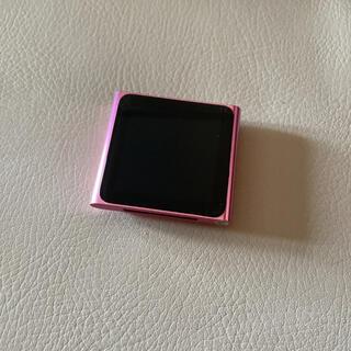アイポッド(iPod)のアイポッドナノ iPodナノ(ポータブルプレーヤー)