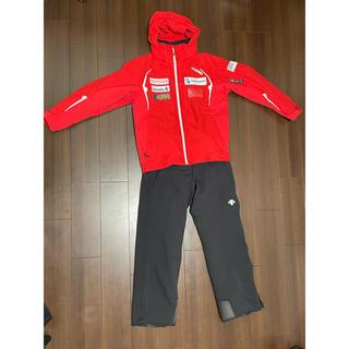 DESCENTE - デサント スキーウェア スイスチーム L