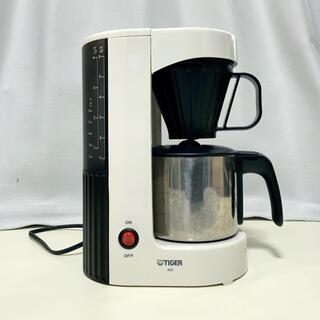 タイガー(TIGER)のコーヒーメーカー TIGER タイガー 6杯分(コーヒーメーカー)