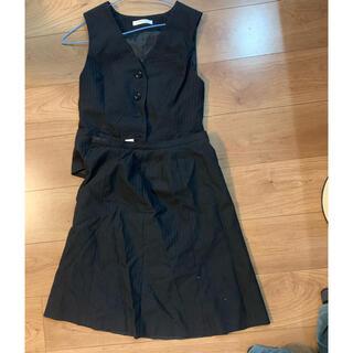 SELERY事務服 ベスト スカート(スーツ)