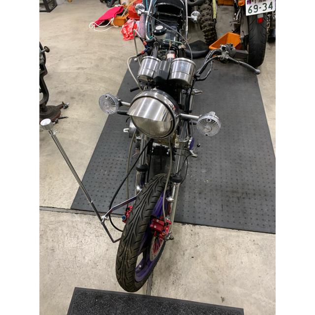 スズキ(スズキ)のGS400  レストア  自動車/バイクのバイク(車体)の商品写真