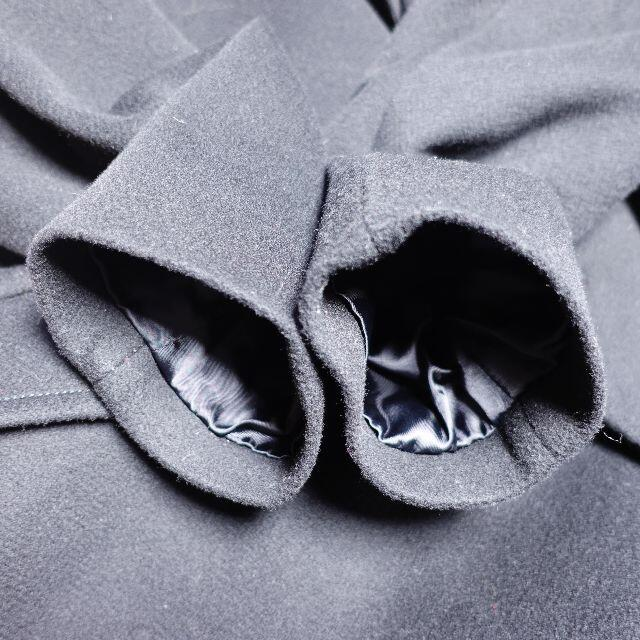 ARMANI COLLEZIONI(アルマーニ コレツィオーニ)の■ARMANI コート 黒 メンズ メンズのジャケット/アウター(その他)の商品写真