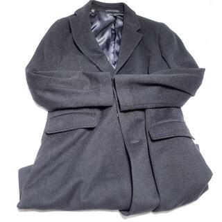 アルマーニ コレツィオーニ(ARMANI COLLEZIONI)の■ARMANI コート 黒 メンズ(その他)