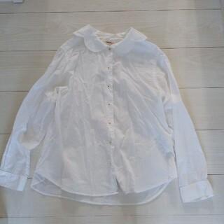 プードゥドゥ(POU DOU DOU)のPOUDOUDOUのスカラップ襟ブラウス(シャツ/ブラウス(長袖/七分))