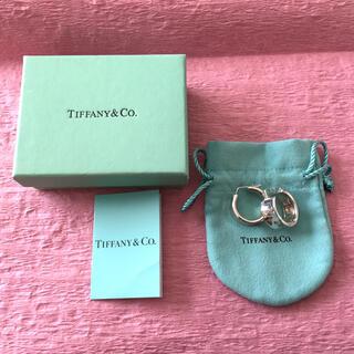 ティファニー(Tiffany & Co.)のティファニー  1837 フープピアス(ピアス)