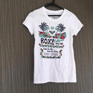 Roxy - ROXY Mサイズ コットン100%Tシャツ