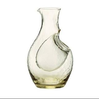 トウヨウササキガラス(東洋佐々木ガラス)の高瀬川琥珀佐々木ガラス(アルコールグッズ)
