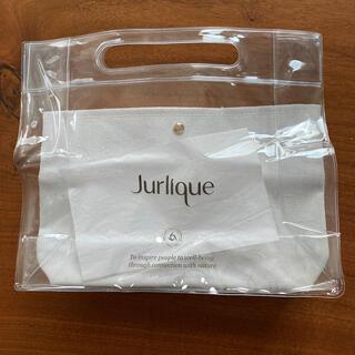 Jurlique 透明バック 新品 付録