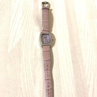 フォリフォリ(Folli Follie)の【美品】FoIIi FoIIi  フォリフォリ♡ ラインストーンが素敵な腕時計(腕時計)