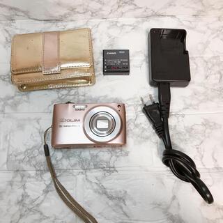 CASIO - CASIO EXILIM ZOOM EX-Z300PK デジタル カメラ