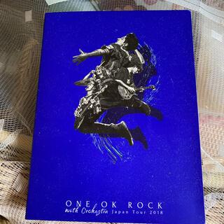 ワンオクロック(ONE OK ROCK)のONEOKROCK ライブDVD オーケストラ2018 Blu-ray(ミュージック)