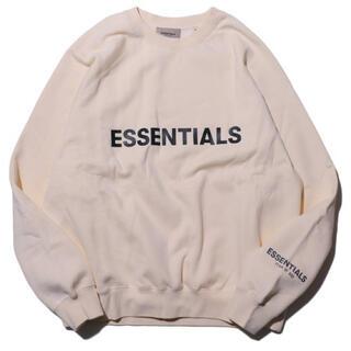 エッセンシャル(Essential)のfog essentials スウェット ホワイト L size(スウェット)