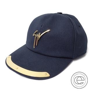 ジュゼッペザノッティ(GIUZEPPE ZANOTTI)のジュゼッペザノッティ 帽子 M(キャップ)