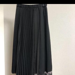 アトリエドゥサボン(l'atelier du savon)のYEAR プリーツスカート(ロングスカート)