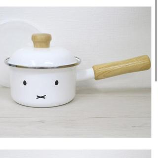 フジホーロー(富士ホーロー)のミッフィー ホーロー ソースパン(鍋/フライパン)