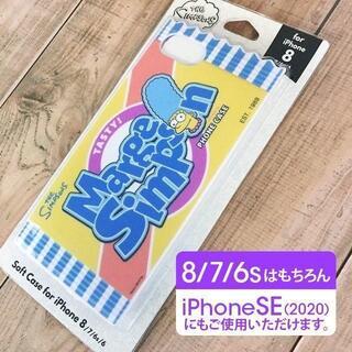シンプソン(SIMPSON)のシンプソンズ iPhoneSE2/8/7/6s/6 スマホケース(iPhoneケース)