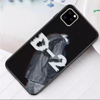 ボウダンショウネンダン(防弾少年団(BTS))のBTS SUGA AGUST D iPhoneケース(iPhoneケース)