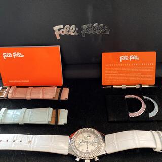 フォリフォリ(Folli Follie)のfollifollie時計セット(腕時計)