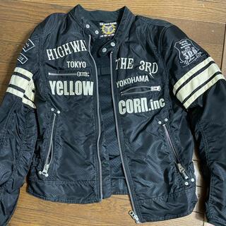 イエローコーン(YeLLOW CORN)のYELLOW CORN バイクジャケット(ライダースジャケット)