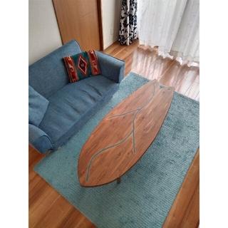 サーフボードテーブル(ローテーブル)