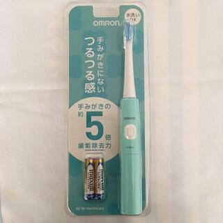 音波式電動歯ブラシ HT-B216‐G 新品未使用 保証期限2022年2月