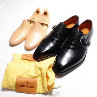 ジョンロブ(JOHN LOBB)の■JOHN LOBB 靴 黒 メンズ(その他)